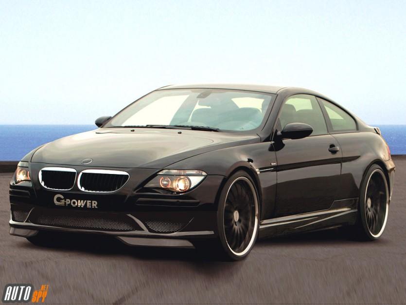 럭셔리 스포츠 세단, G-Power G6 Coupe