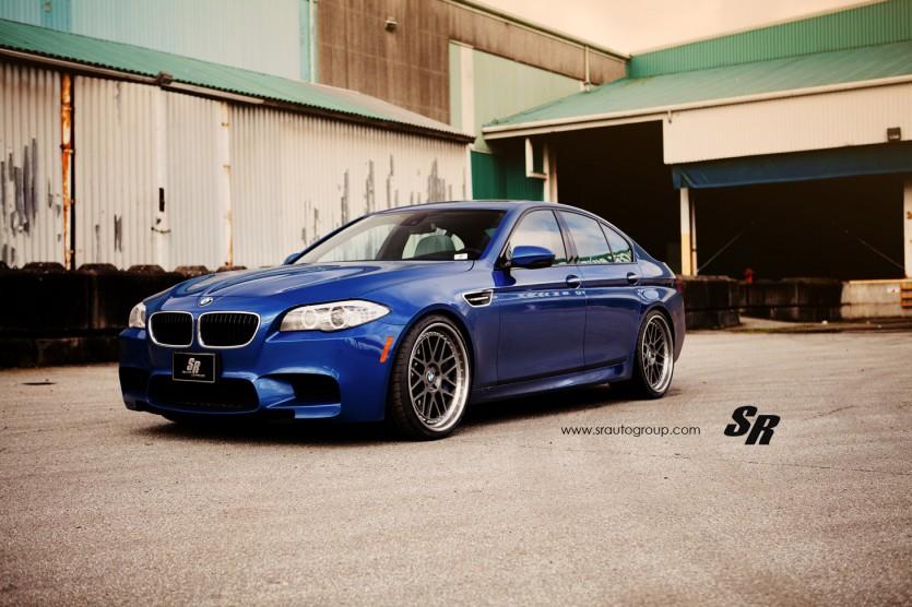 SR 오토, BMW M5 드레스업카