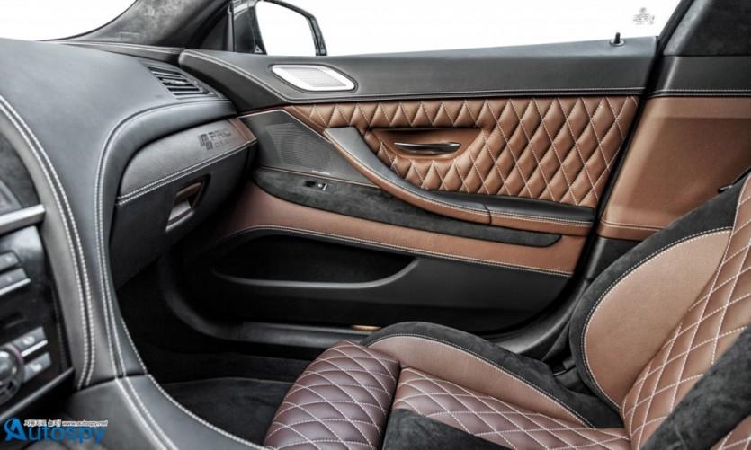 BMW M6 그란쿠페 튜닝 By Prior Design