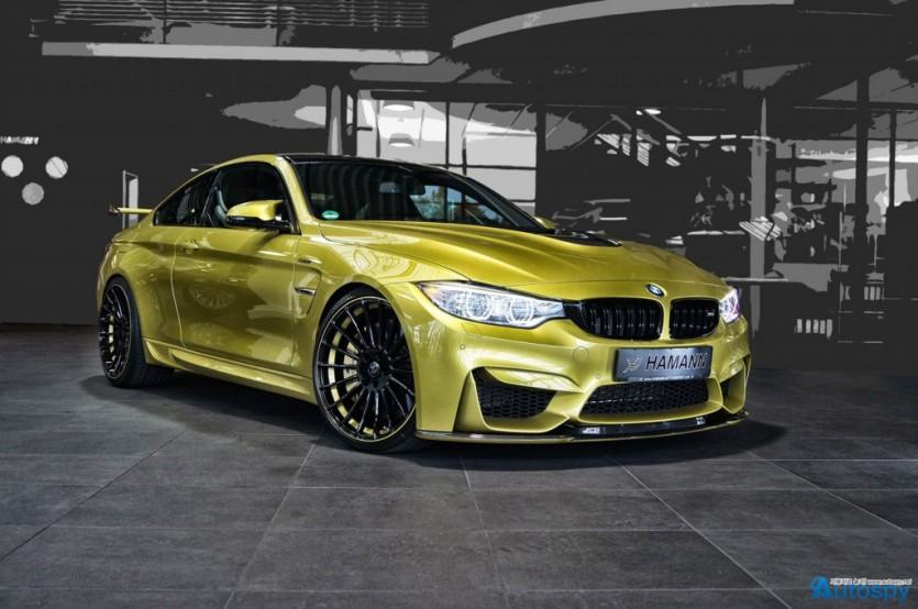 BMW M4(F82) 하만 튜닝카