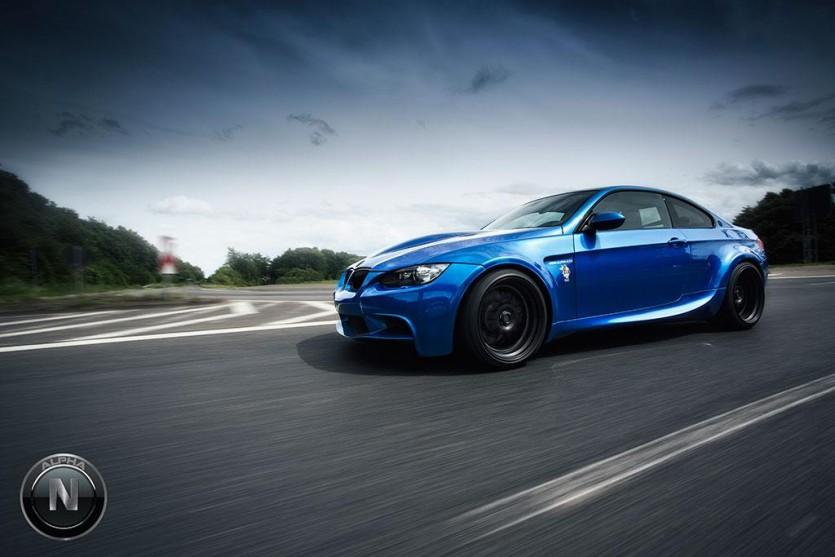 BMW M3 쿠페 튜닝 By Alpha-N Performance