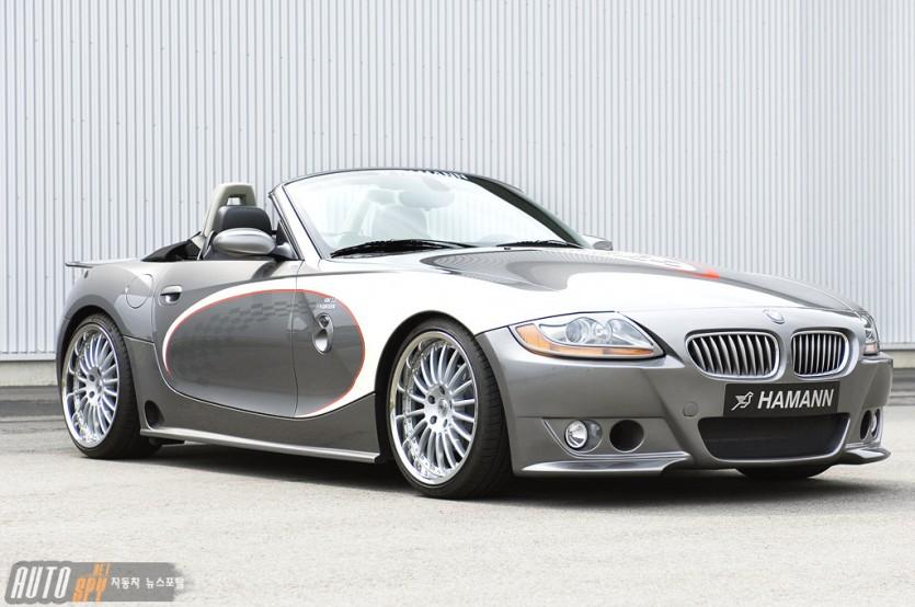 하만 BMW Z4를 위한 새로운 보디 키트 선보여