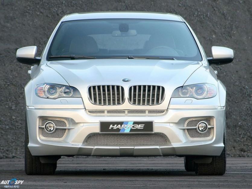 하르트게, BMW X6 튜닝 프로그램