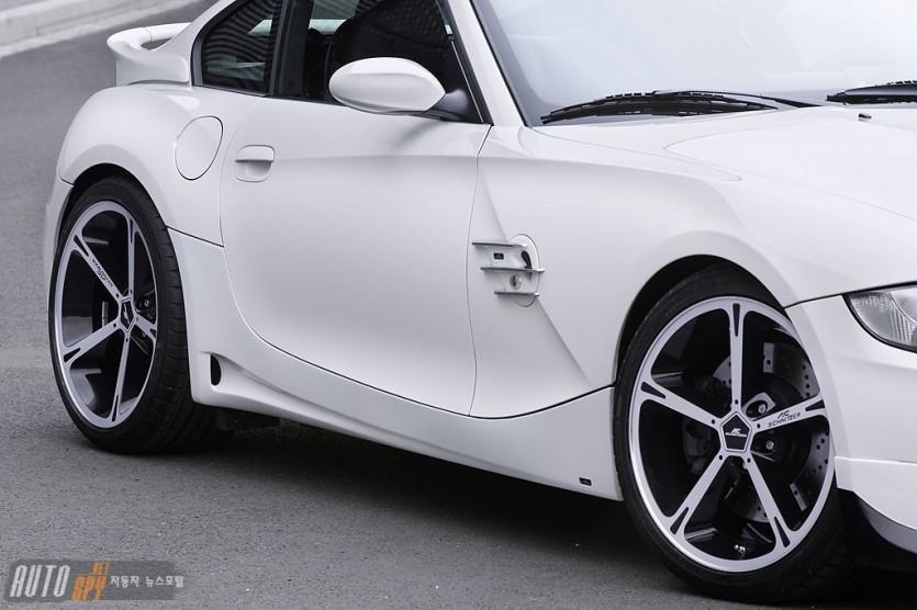 AC슈니처, BMW Z4M 쿠페 가속성능 높여