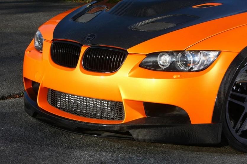 만하르트, BMW MH3 V8 RS 클럽스포츠