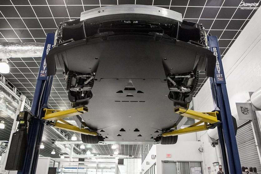 챔피온 모터스포츠, 일반도로용 911 GTS RSR 개발