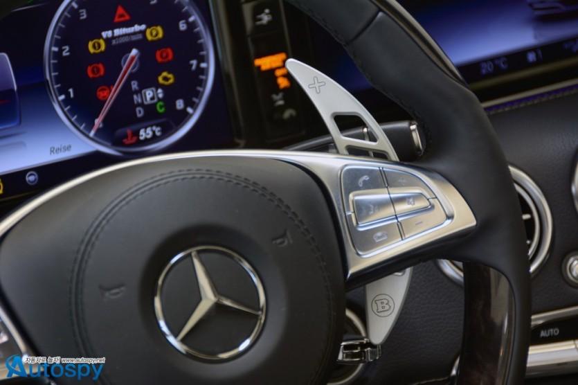 메르세데스 AMG S63 카브리올레 튜닝 ByBrabus