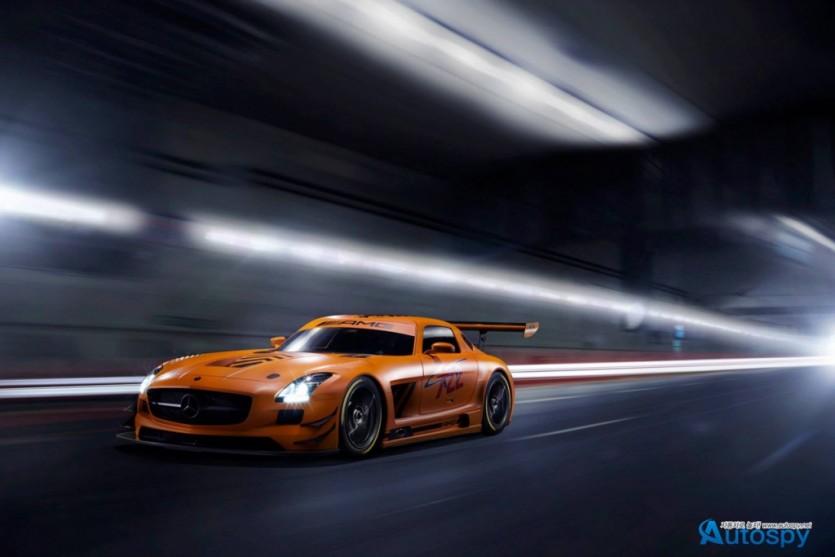 벤츠 SLS AMG GT3 튜닝 By Sievers Tuning