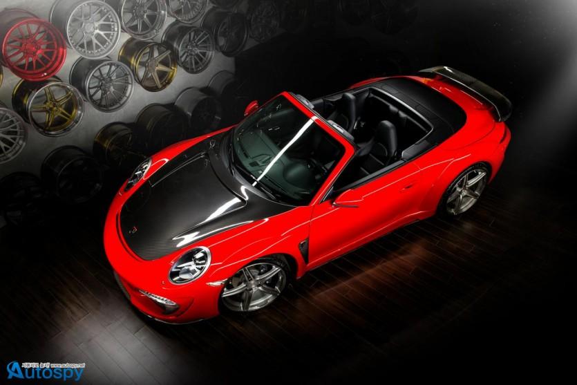 포르쉐 911 카레라 스팅어 컨셉 By Topcar