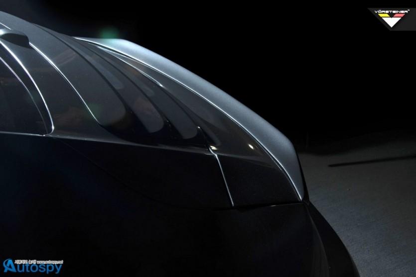 뵈르슈타이너 포르쉐 911용 보디 파츠 개발