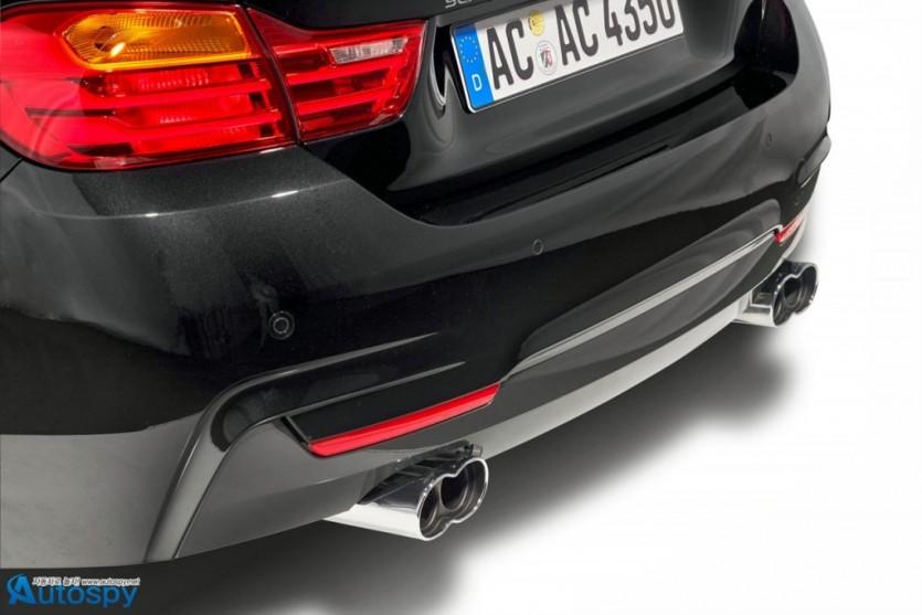 BMW 4시리즈 튜닝 By AC 슈니처