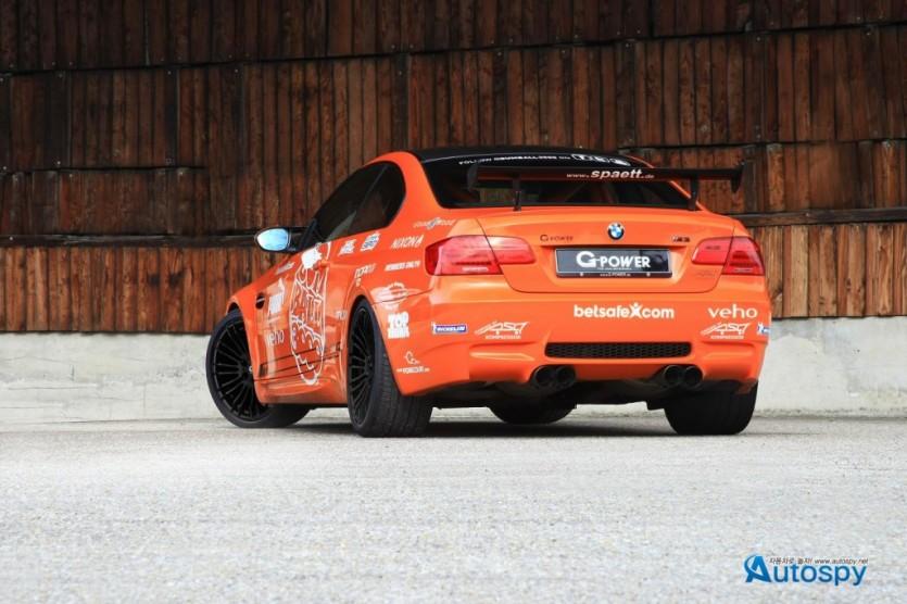 G-Power, BMW M3 GTS SK II