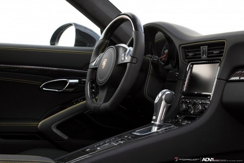 포르쉐 911 터보 S 튜닝 By Topcar
