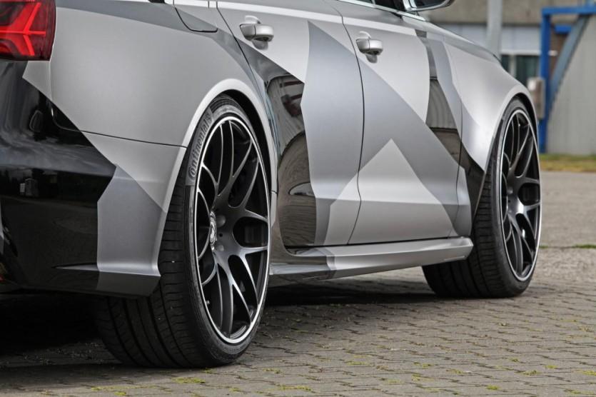 수퍼 왜건, 아우디 RS6 아반트 튜닝카 By Schmidt Revolution