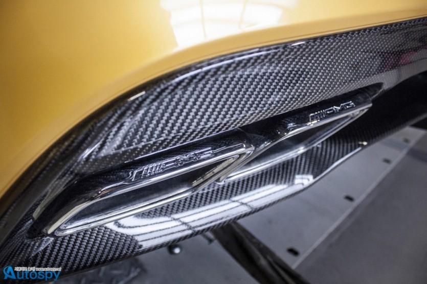 벤츠 SLS AMG 블랙시리즈 파워업 By Mcchip-dkr