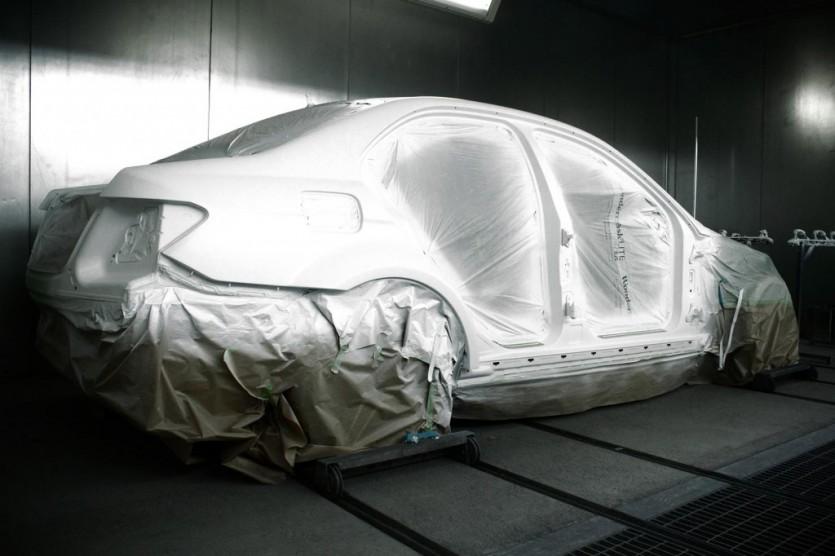 벤츠 C63 AMG 튜닝 by mcchip-dkr