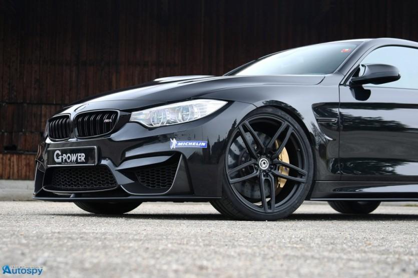 520마력 BMW M4 튜닝카 By G-POWER
