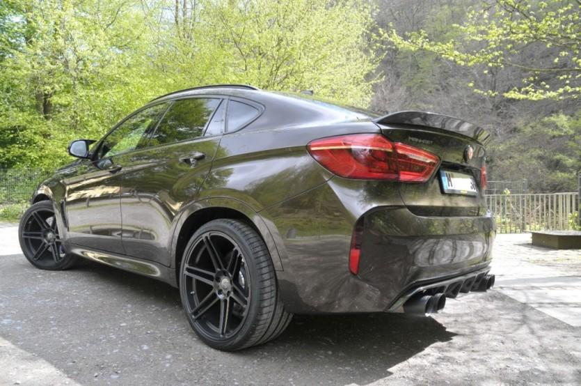 BMW X6 M 튜닝 By Manhart
