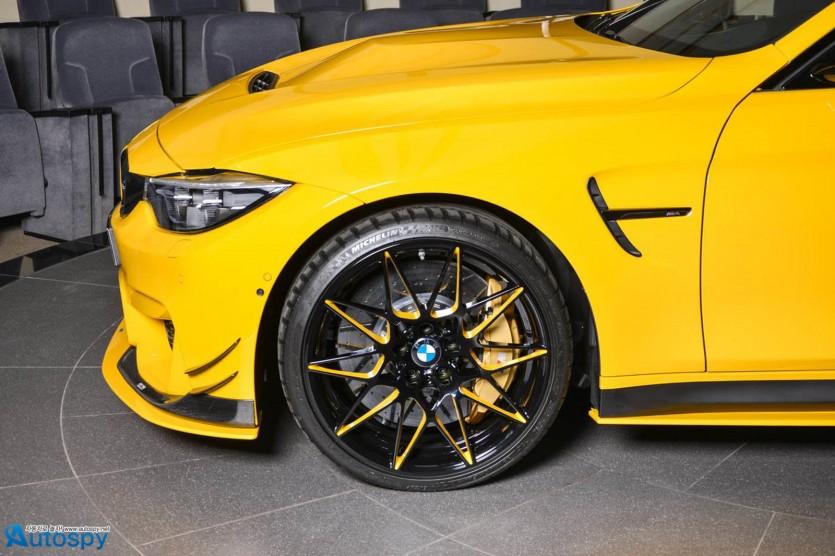 BMW M4 튜닝 By AC Schnitzer