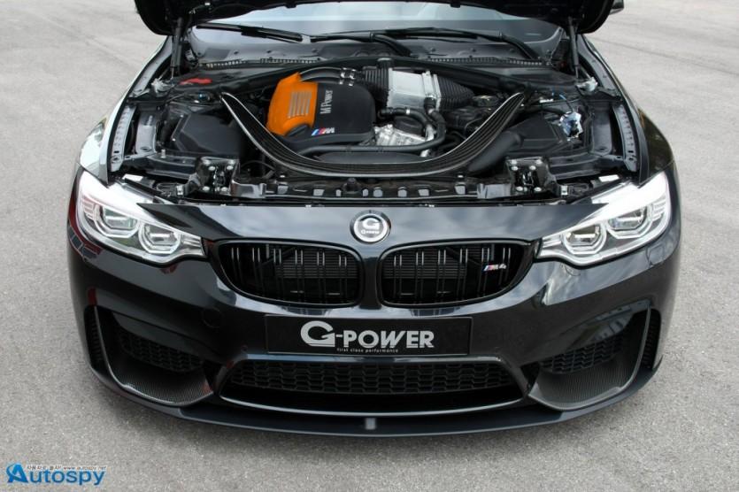 BMW M4 컨버터블 튜닝 By G-Power