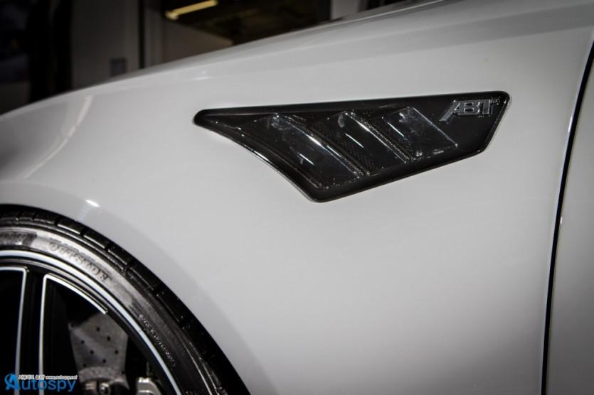 ABT 120주년 아우디 RS6 아반트 튜닝카