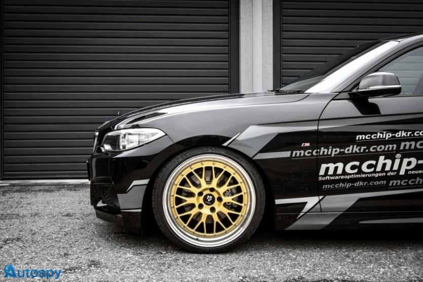 BMW 220i 쿠페 튜닝 By mcchip-dkr
