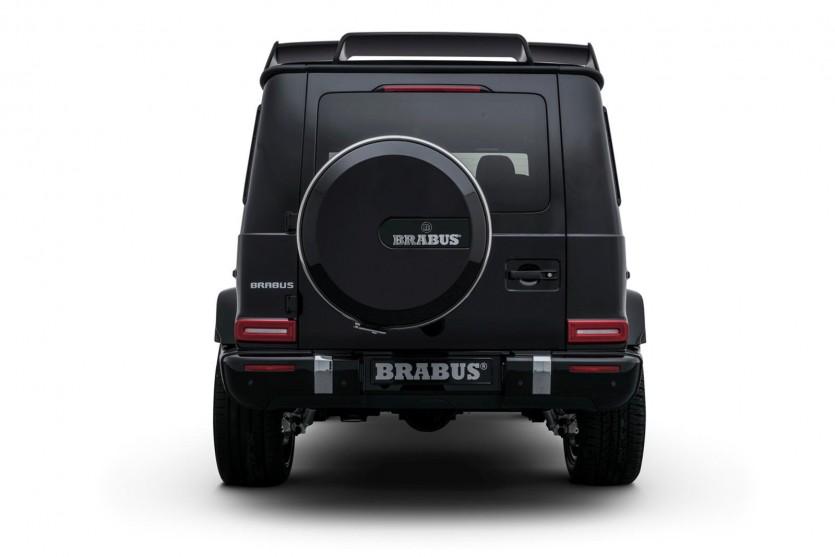 벤츠 G500 튜닝 By Brabus