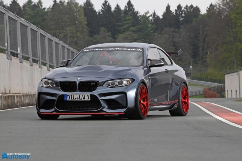 590마력 BMW M2 CSR 튜닝카