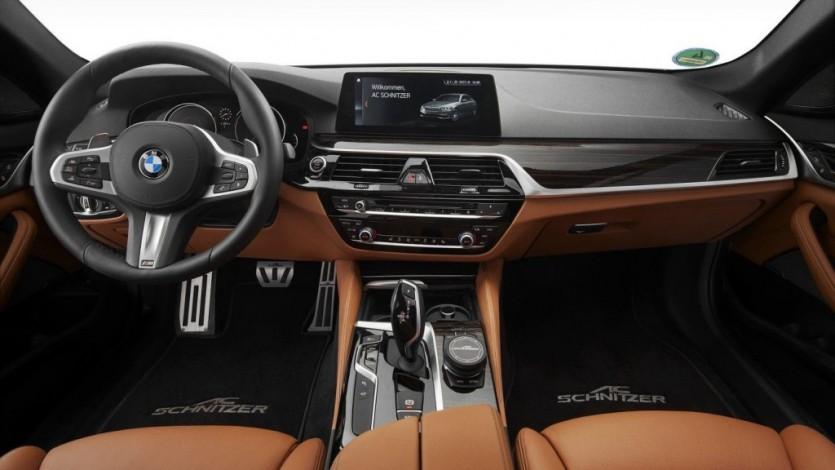 BMW 5시리즈 튜닝 By AC Schnitzer