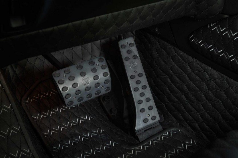 브라부스 로켓 900, AMG G63 슈퍼 SUV