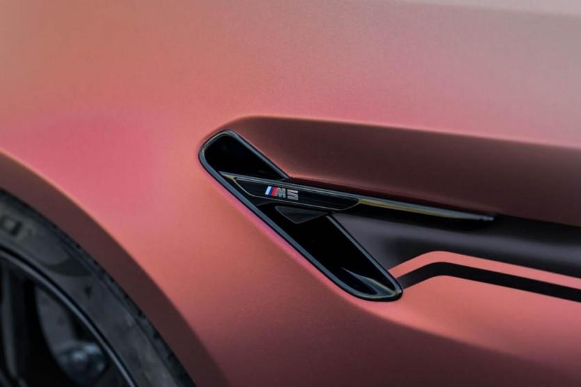 만하르트, BMW M5 804마력 튜닝카