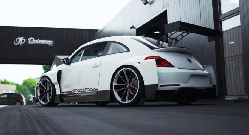 폭스바겐 비틀 GT 컨버전(VW Beetle GT Conversion)