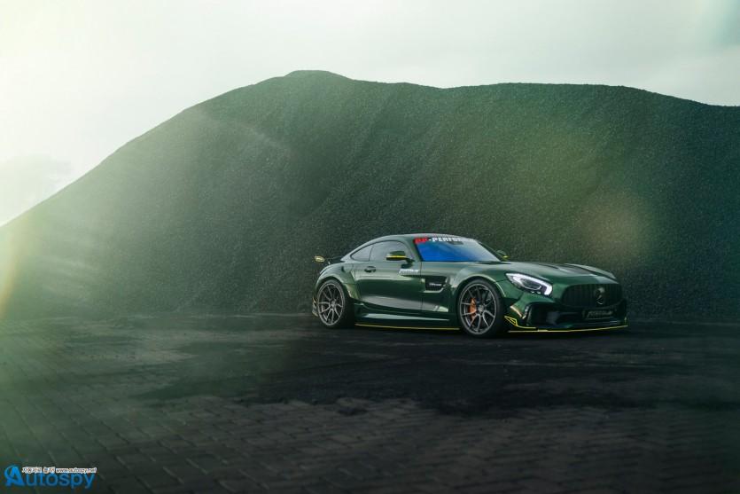 AMG GT S 650마력 튜닝카 By Fostla