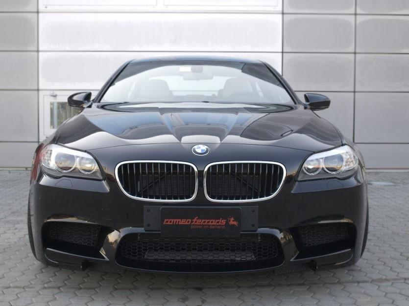 로미오 페라리스, BMW M5 튜닝 프로그램 개발