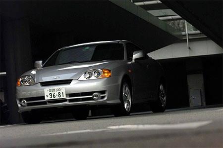 한때 드림카, 2002 현대 투스카니 V6