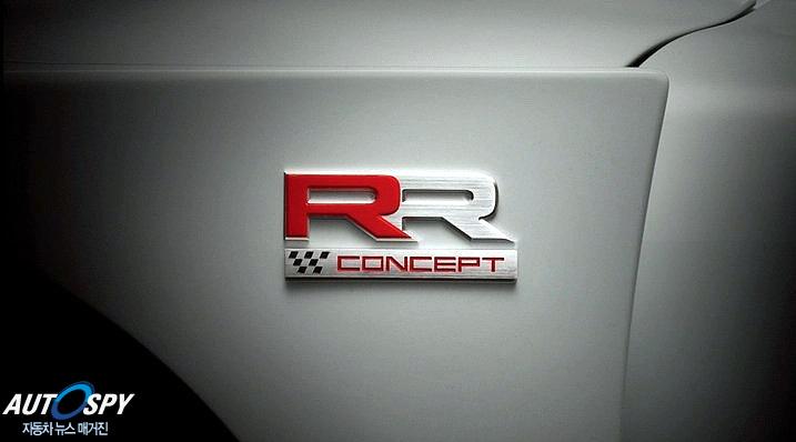 무겐, 혼다 NSX RR 컨셉트카