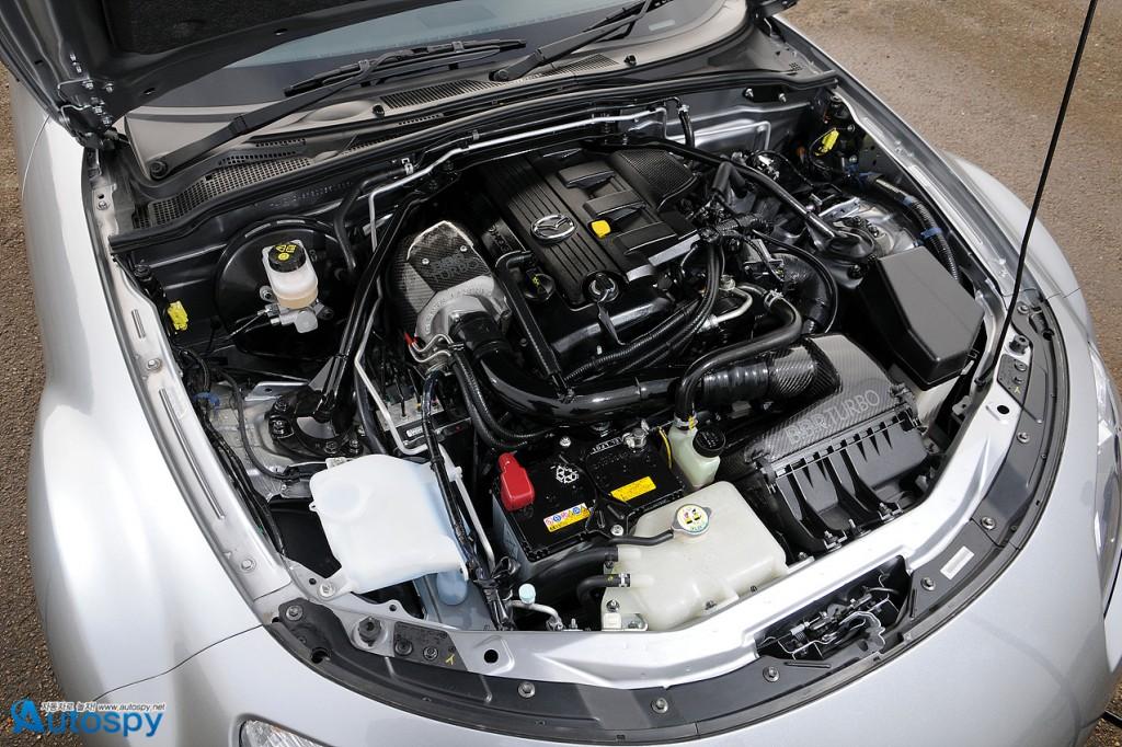 BBR, 270마력 터보 마쓰다 MX-5 GT270 개발