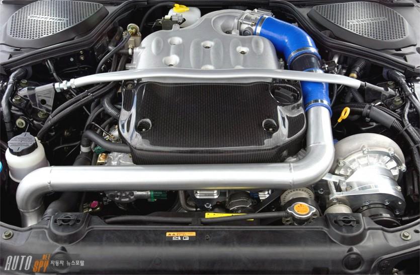 380마력 닛산 350Z GT-S 컨셉트카