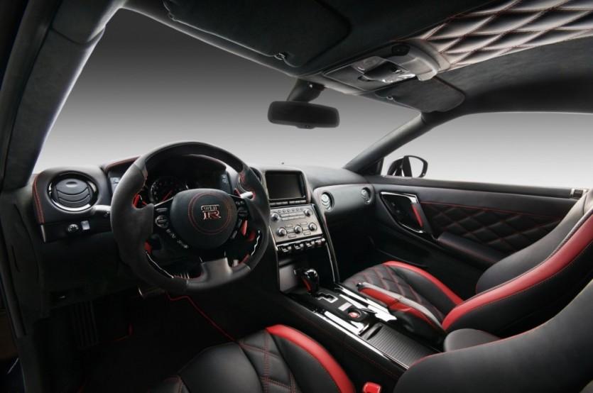 빌네르, 닛산 GT-R 커스텀카 공개