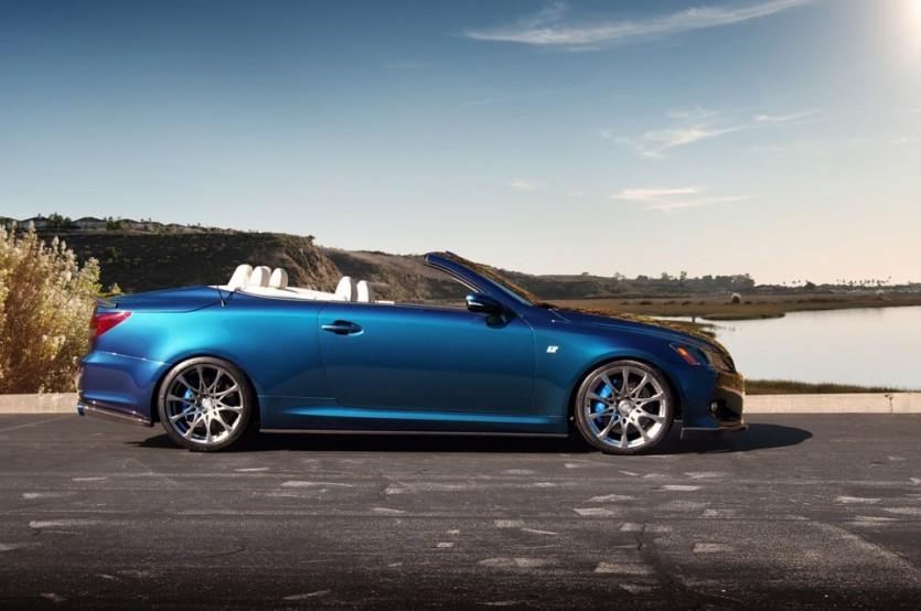 렉서스 IS 350C 튜닝카 By VIP 오토살롱(Vip Auto Salon)