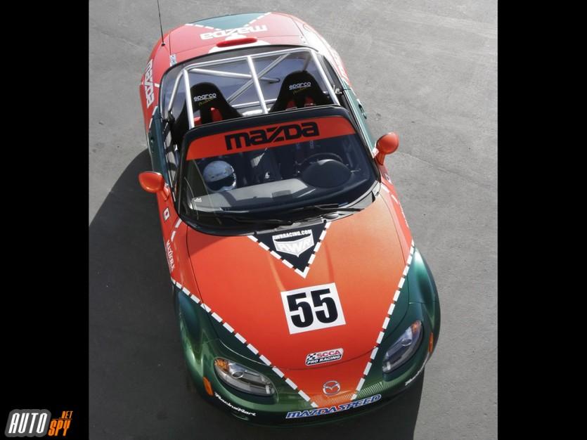 2006 마쓰다 MX-5 Spec Miata