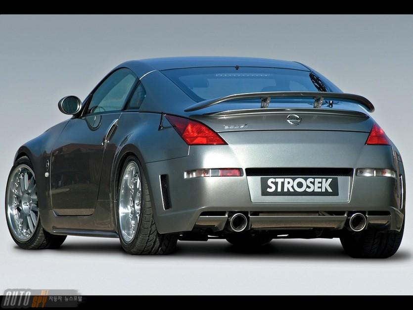 스트로섹, 닛산 350Z 튜닝 프로그램