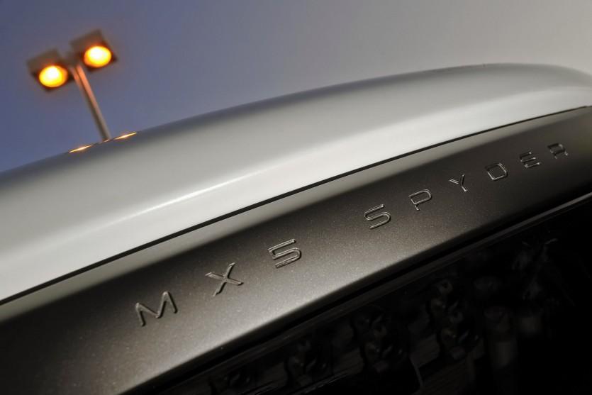 마쓰다, MX-5 스파이더
