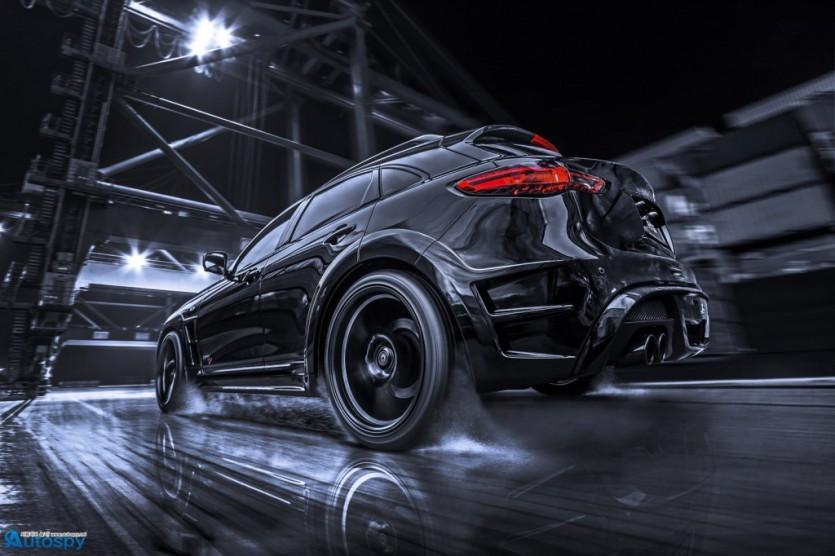 인피니티 QX70 420마력 튜닝 By  AHG-Sports