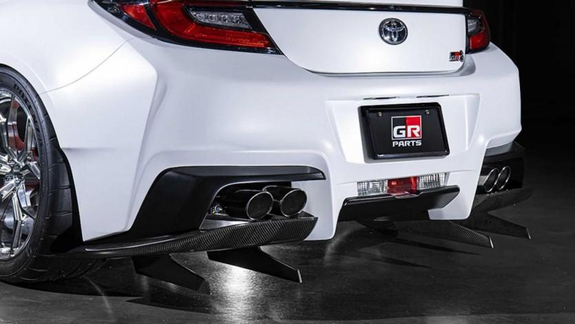 토요타 GR 86 파츠 컨셉(GR 86 GR Parts Concept)