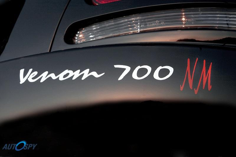 헤네시 베놈 700NM 네이만 마커스 에디션