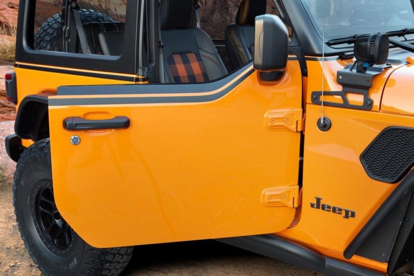 2021 지프 오렌지 필즈(Jeep Orange Peelz)
