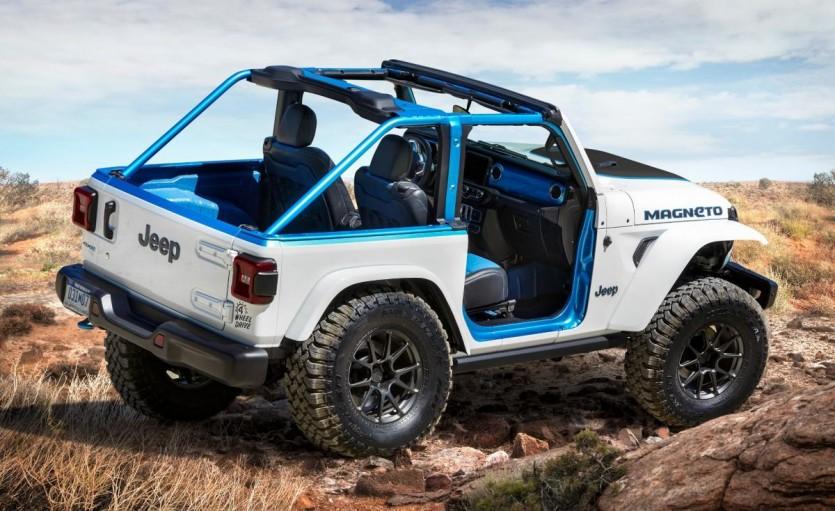 2021 지프 매그니토(Jeep Magneto)